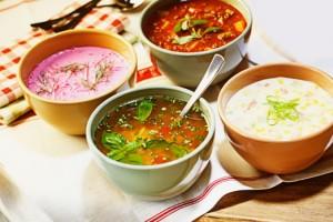 суп для питты