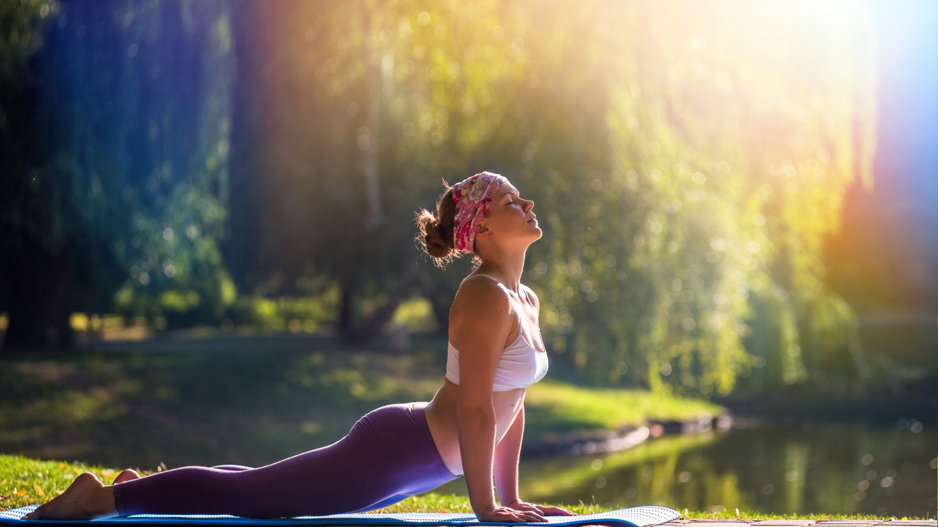 Йога: польза для здоровья